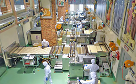 生産管理システムイメージ
