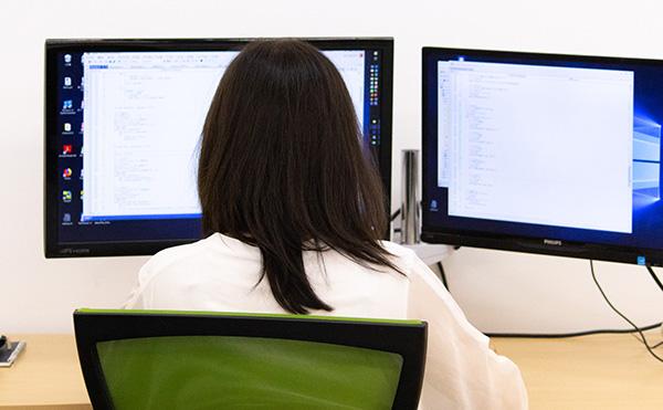 IT技術の業務イメージ